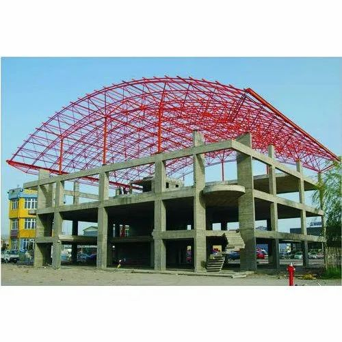 Steel Panel Build Prefabricated Metal Building