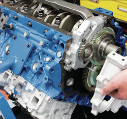 Automobile Engine Rebuilding Repair Service