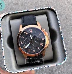 Analog Fossil Wrist Watches