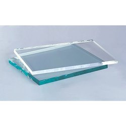 Transparent Plain Window Toughened Glass, Thickness: 5-12mm, Shape: Flat