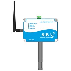 Smart IoT Bridge With Lora And Temperature And Humidity Sensor
