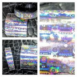 Holographic Hot & Cold Stamping Foils