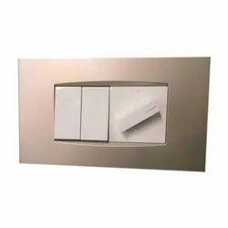 16 To 32a White (switch) Norisys Modular Switch, 220 To 240 V