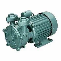 Single Phase 2-3 Hp Electric Monoblock Pump Set, 501-1000 LPM, 25 to 50 mm