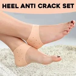 Anti Heel Crack Set