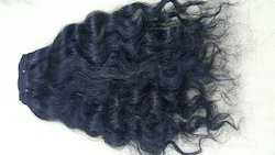 Loose Wave Temple Hair