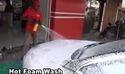 Hot Foam Wash Services