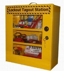 Lockout Tagout Station Cabinet