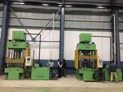 Metal Forming Press