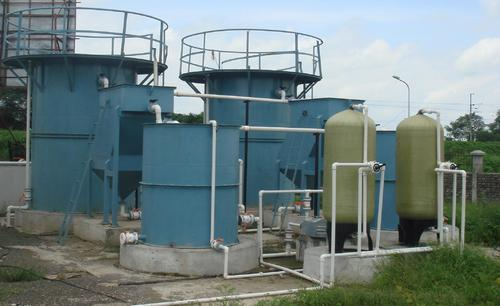 Industrial Waste Water Treatment Plant Sewage Treatment