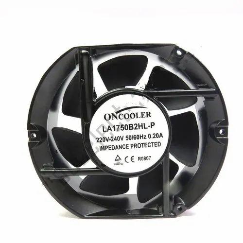 Metal Air Cooling Fan La1750 B2hl p On Cooler, Warranty: 1 Year