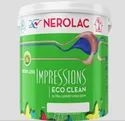 Nerolac Impressions Eco Clean Paint, Packaging Type: Bucket