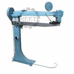 Preet Machineries Box Stitching Machine, Packaging Type: Pinning