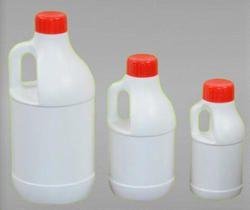 Round Side Handle Bottle