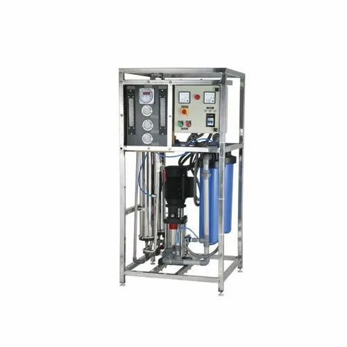 Stainless Steel Commercial Reverse Osmosis System, Automation Grade: Fully Automatic, Water Storage Capacity: 2000 L