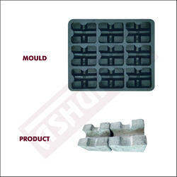 Rubber Moulds Of Cover Blocks For RCC Slab