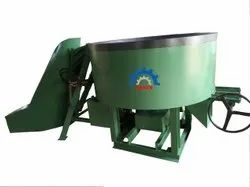 Hopper Pan Mixer Machine