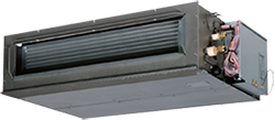 Ceiling Concealed Ducted Unit
