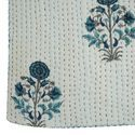 Cotton Kantha Quilt