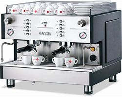Gaggia LCD 2 Group Coffee Machine