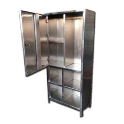 Veer 5 To 6 Feet Apron Cabinet, Size/Dimension: 1350 H X 600 W X 300 D Mm