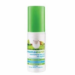 mamaearth Liquid Nourishing Hair Oil For Babies, Packaging Type: Bottle, Packaging Size: 100 Ml