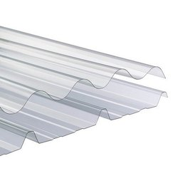 Transparent Polycarbonate Profiled Sheet