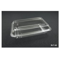 H-1-A Plastic Container