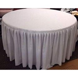 Round Cotton Table Cover