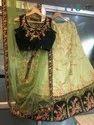Clemira Present Bridal Heavy Work And Design Lehanga Choli Set With Dupatta