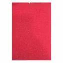 Red Non Woven Mat