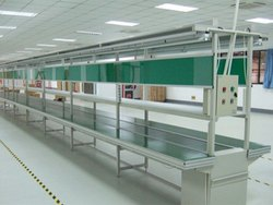 LED/TV/Mobile Assembly Conveyor