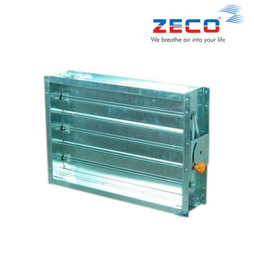 Zeco Air Volume Control Dampers