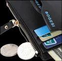 Bogesi Male Leather Wallet