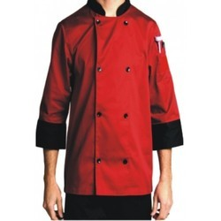 Chef Coat Executive Chef Wear Double Breasted