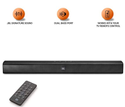 JBL Bar Studio Wireless Soundbar with Built-in Dual Bass Port