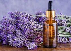 Amber Glass Essential Oil Bottle