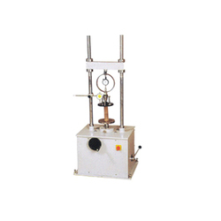 Unconfined Compression Tester Proving Ring Type (Motorized