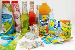 Multicolor Printed Shrink Label, Packaging Type: Labelling