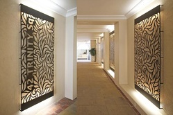 Entrance Wall Screen Laser Cut Screens and Panels