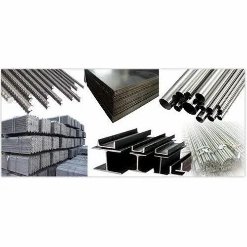 Tmt Bar And I Beam C Channel Section Steel