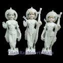 Marble Ram Laxman Sita Statue