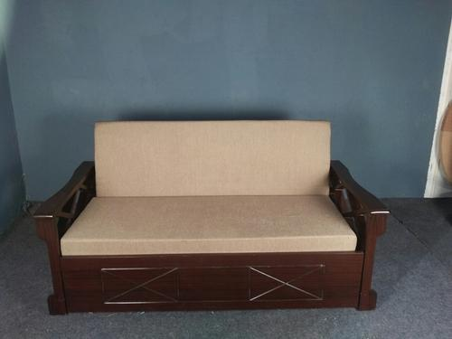 c9278f6e8 Wooden Teak Wood Sofa Cum Bed, Rs 25500 /unit, Sam Online Furniture ...