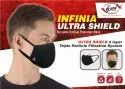 Infinia Ultar Shield Face Mask