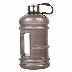 Ishake 2.2 Litre Gallon Water Bottle - Black