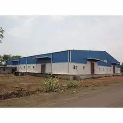 Factory Structure Shed