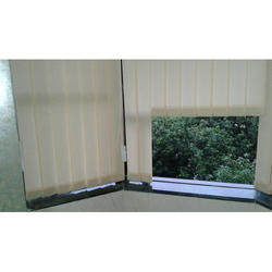 PVC Interior Vertical Blind, Thickness: 1-10 mm