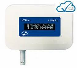Temperature And Humidity Data Logger For Iot Applications