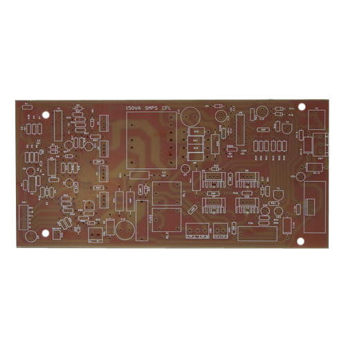 Circuit Node Single Sided PCB