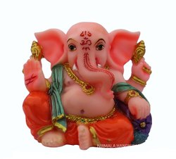 Rasin Blassing Ganesha Statue Indian God Idol Figurine